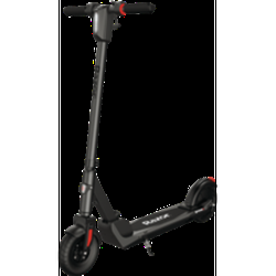 """Razor E Prime III Folding Electric Scooter –18 mph, 15 Mile Range, 8"""" Pneumatic Front Tire, Rear-Wheel Drive, Dual Braking System, Lockable, Portable & Extremely Lightweight, for Travel or Commuting"""