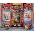 SUNSOUT INC The Corner Toy Shop 300 pc Jigsaw Puzzle by Artist: Bigelow Illustrations
