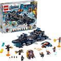 LEGO Marvel Avengers Helicarrier 76153 Fun LEGO Brick Building Toy with Marvel Avengers Action Minifigures, Great Gift for Kids Who Love Airplanes and Superhero Adventures, New 2020 (1,244 Pieces)
