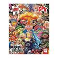 USAopoly USO-PZ137-729-C Garbage Pail Kids Yuck 1000 Piece Jigsaw Puzzle