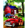 Apples for Sale 300 Piece Jigsaw Puzzle by SunsOut