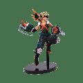 SeekFunning My Hero Academia Action Figure 16cm Bakugou Katsuki Battle Version Amazing Hero Age of Heroes Anime Toys Collectible Model Gift