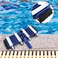 ACOUTO Pool Cleaning Brushes,Heavy-Duty Pool Vacuum Head Fish Pond Pool Cleaning Brushes, Pool Vacuum Brush Head