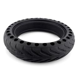 Ranliy Solid Tire, Front or Rear Wheels Explosion-Proof Honeycomb Tires Replacement for Electric Scooter Xiaomi m365(8.5 in)