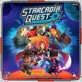 CMON CMNSAQ001 Starcadia Quest, Mixed Colours Board Games
