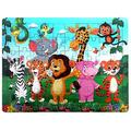 Parenting Puzzle 60 Wooden Cartoon Anime Puzzles For Children Puzzle Game Toys Kids Education Toys