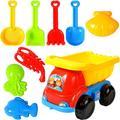 Kid Beach Toy Set, Beach Toy Sand Set, Children's Sand Play Set, Summer Outdoor Toy, Sand beach toy, Play set, Water toy , for Children / Toddlers / Boys / Girls