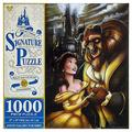 Beauty & the Beast 25th Anniversary Disney Parks Signature Puzzle 1000 Piece