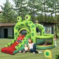 Ktaxon Kids Inflatable House Bounce Jumper Castle with Blower
