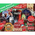Springbok Coca-Cola Decades of Tradition 1,000-Piece Jigsaw Puzzle