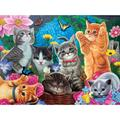 Playtime in the Garden 1000 Piece Puzzle, Gardens by LPF Limited