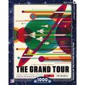 - NASA The Grand Tour - 1000 Piece Jigsaw Puzzle, The Grand Tour - NASA Space Travel Poster By New York Puzzle Company