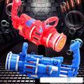 Bubble Machine, Bubble Gun 2021 Automatic Bubble Blower Machine Electric Bubble Gun Bubble Machine Toy for Toddler, Automatic Bubble Maker Blower for Kids Parties