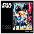 The Circle is Now Complete Star Wars Fine Art Series Puzzle 1000 piece