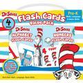 Dr. Seuss 4-In-1 Pre-K/K Flash Cards Value Pack