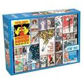 Cobble Hill 1000 Piece Puzzle - Star Trek: Classic Episodes - Sample Poster Included