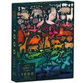 Elena Essex Rainbow Kingdom 1000 Piece Puzzles for Adults Jigsaw Puzzle Puzzle Finished Size 27.6 inches x 19.7 inches Puzzles 1000 Piece