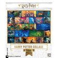 - Harry Potter Harry Potter Collage - 1000 Piece Jigsaw Puzzle, Harry Potter Collage - Harry Potter Illustration by Artist Marie Grand-PrŽ By New York Puzzle Company