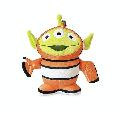 Toy Story Alien Pixar Remix Plush Finding Nemo 8 1/2'' H Stuffed Animal Soft Toy Doll Figure