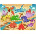 Parenting Puzzle 60 Wooden Cartoon Anime Puzzles For Children Puzzle Game Toys