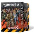 CMON Zombicide Team Building Deck Board Game, A Zombicide Core Game Box Is Needed To Enjoy This Expansion! By Brand CMON