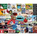 I Love New England 1000 Piece Puzzle, Puzzles by White Mountain Puzzles