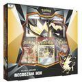 Pokemon Trading Card Game Dusk Mane Necrozma Box [International. 3 Booster Packs, Promo Card & Oversize Card!]