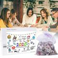 2020 Memories Creative 1000 Piece Wooden Adult Children Puzzle Holiday Gift Pattern Puzzle