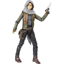 Star Wars The Black Series Rogue One Sergeant Jyn Erso, Classically detailed 6 inch replica of Sergeant Jyn Erso from Star Wars: Rogue One By Visit the Star Wars Store