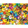 Popeven Jigsaw Puzzles 1000 Pieces for Adults - Cute Duck Puzzles for Adults, Kids, Family, Friends As Christmas Decorations (Cute Ducks)