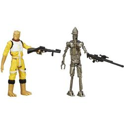 Star Wars Mission Series Figure Set (Bossk and IG-88), The Mission Series figure set includes 2 Star Wars figures By Visit the STAR WARS Store