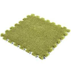 Stitching Velvet Mat Floor Mat Suede Carpet Puzzle Foam Mat Bedroom Full Floor Household Floor Mat Crawling Mat