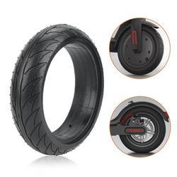 Kritne Tire for Xiaomi, Solid Tire for Xiaomi,Front Rear Solid Tire Wheel Cover Tyre for Xiaomi Ninebot ES1 ES2 ES3 ES4 Electric Scooter