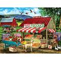 SUNSOUT INC Pure Country 1000 pc Jigsaw Puzzle by Artist: Tom Wood