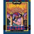 York Puzzle Company - Harry Potter Sorcerer's Stone - 1000 Piece Jigsaw Puzzle, Sorcerer's Stone - Harry Book cover first published in 1997 By New York Puzzle Company