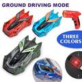 EIMELI Remote Control Car,Wall Floor Climbing RC Car, Laser-Guided Real Wall Climbing Race Car,Ceiling Rotating Stunt 360 Degree Rolling,Child Adult Toy Car Rechargeable Racer
