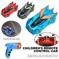 VONTER Remote Control Car,Wall Floor RC Car, Laser-Guided Real Wall Climber Race Car,Child Adult Toy Car Rechargeable Racer Remote Control Car Wall & Land Dual-Mode car -Red