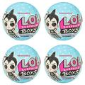 4 Pack - L.O.L. Surprise! Boys Character Doll with 7 Surprises Series 1 - LOL Surprise Boys