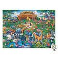 "MasterPieces Inspirational Collection - Noah's Ark 19.25"" x26.75"" Jigsaw Puzzle - 1000 Pieces"