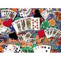 poker 1000 piece puzzle