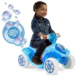 Disney Frozen 6V Electric Ride-On Quad Toddler Toy by Huffy