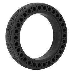 Mgaxyff Tire,Electric Scooter Tire,Durable Anti-Explosion Tire Tubeless Solid Tyre for M365 Electric Scooter
