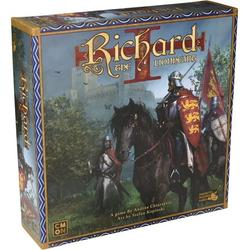 CMON Richard: The Lionheart Board Games, For 2-6 players By Brand CMON