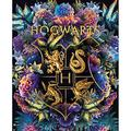 Paladone 1000 Piece Jigsaw Puzzle, Harry Potter Puzzle with Floral Design