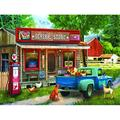 Morning Stop 300 pc Jigsaw Puzzle by SunsOut