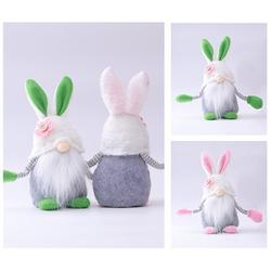 Daily Golf ToolsGnome Spring Gnomes Bunny Rabbit Rabbits Hare Bunnies Swedish Easter Gift Handmade Decorations Home Decoration Ornaments