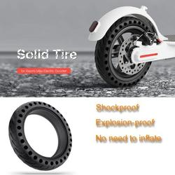 Lenago Solid Tire, for Xiaomi m365 Electric Scooter Mijia Mi m365 pro/gotrax gxl V2/gotrax XR, 8.5 inches Electric Scooter Wheels 8 1/2'' Front or Rear Replacement Honeycomb Solid Tires