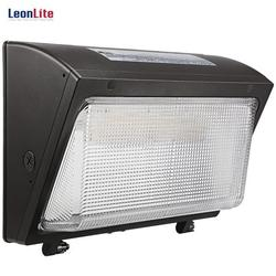 LEONLITE LED Wall Pack Light, 80W(520W Eqv.), 0-10V Dimmable Commercial LED Wall Pack, IP65 Waterproof, 5000K Daylight, Outdoor LED Wall Pack for Garage, Factories, Warehouses