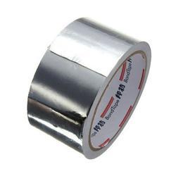 SUPERHOMUSE Aluminium Foil Duct Repairs Adhesive Sealing Tape Thermal Resist Resistant Foil Repair Tools, Professional Aluminum Foil Tape, 1 roll, 2-inch