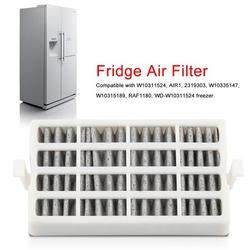 Mgaxyff Refrigerator Air Filter Replacement Fits for W10311524, Fridge Air Filter Replacement, Fridge Air Filter for W10311524